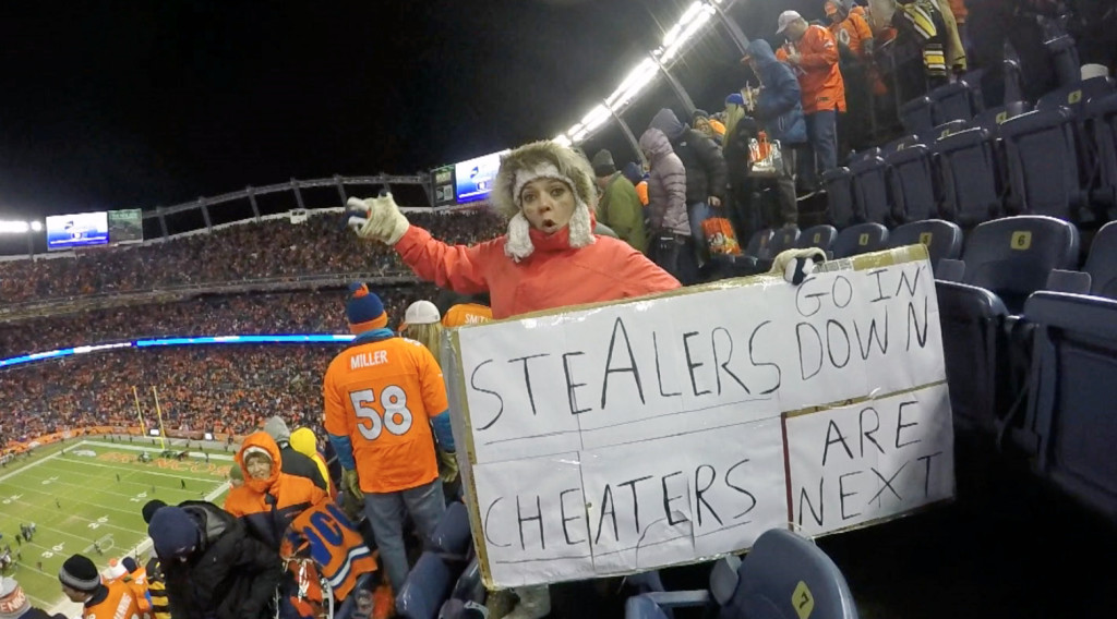 Broncos Steelers playoff 2016 pix 11