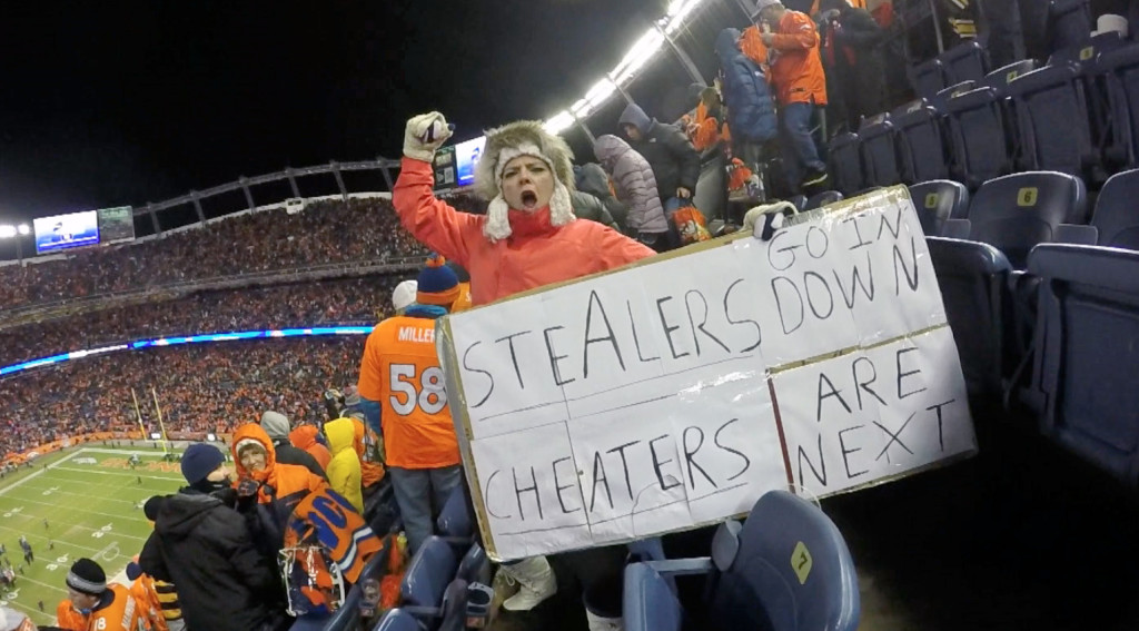 Broncos Steelers playoff 2016 pix 12