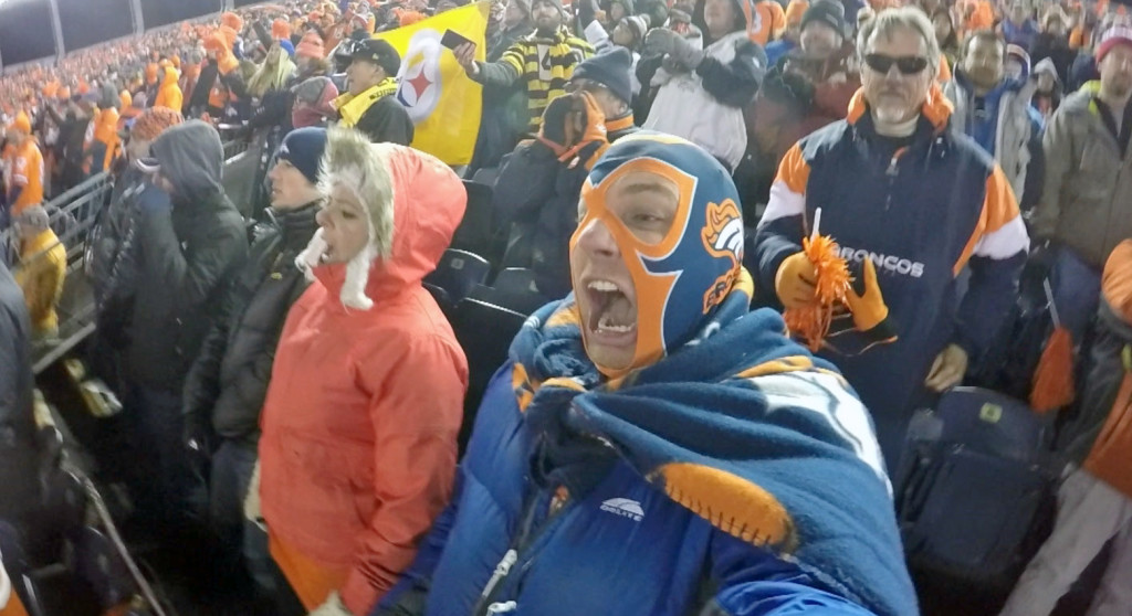 Broncos Steelers playoff 2016 pix 9